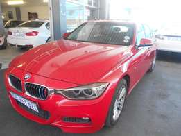 2012 BMW F30 320i for sale for R230000