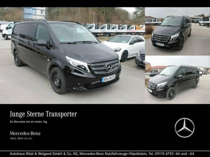 Mercedes-Benz Vito 119 CDI Mixto+5-Sitze+Klima+Kamera+Hecktür - 2019