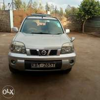 Nissan Xtrail 2005 Model 2000cc 4wd optional