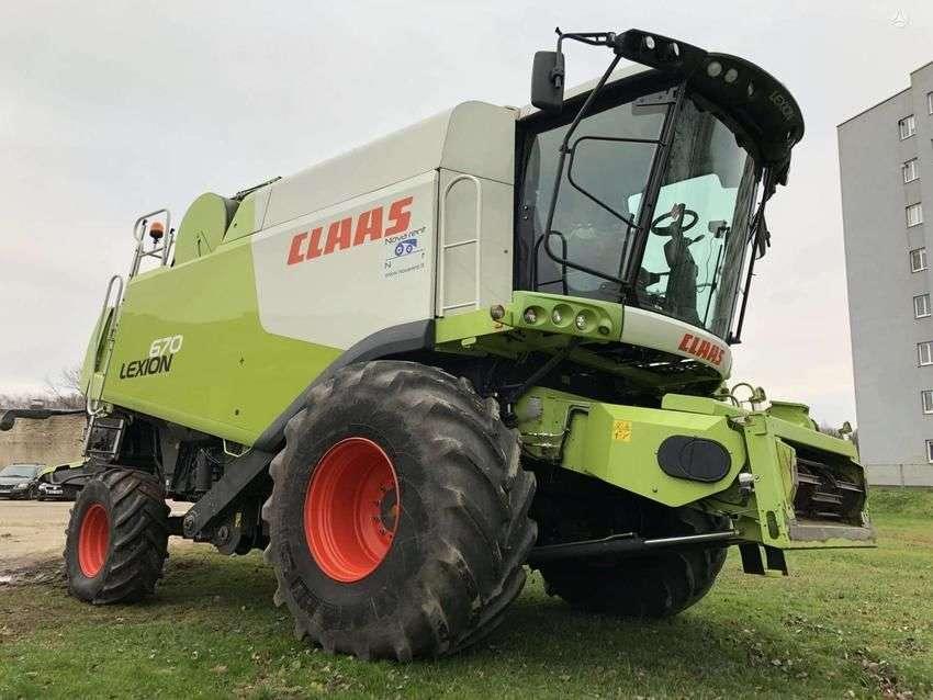 Claas Lexion 2020
