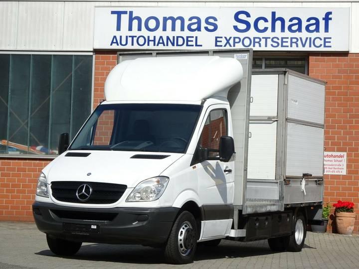 Mercedes-Benz Sprinter 515 Cdi Maxi Toilettenu002FDixiu002FWc Pritsche - 2007