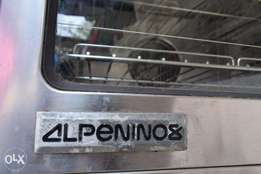 Alpeninox Convection Baking Oven