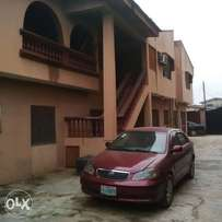 3bedroom flat to let in alagbole 340k total package