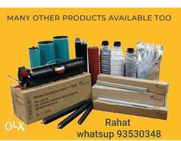 Copier parts and toner available