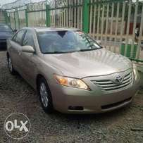 Tokunbo toyota camry muscle.