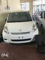 Toyota passo white colour 1000cc very clean car at dealer price.