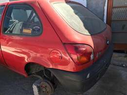 Ford Fiesta 2-Door Stripping for Spares (Ford Bantam front Parts)