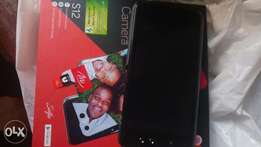 Itel S12 Dual camera n fingerprint. For sale or swap