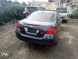 Honda accord 2006 direct tokunbo lagos cleared