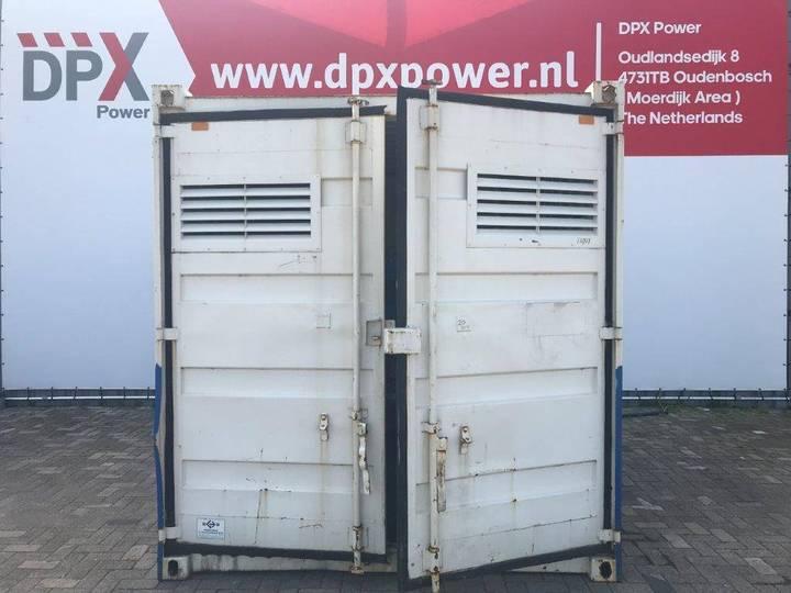Gesan DPS20 (Perkins) - 22 kVA Generator - DPX-11907 - 2006