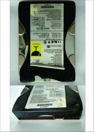 Hard drive for R30.00 Potchefstroom - image 1