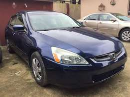 Honda Accord 2003 EOD model
