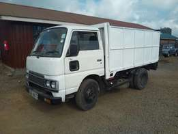 Nissan Atlas price 280 fixed