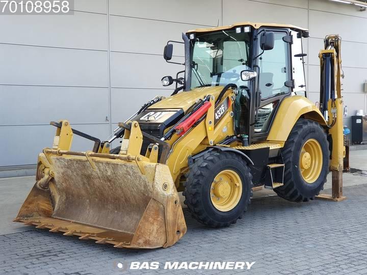 Caterpillar 432F2 Nice Clean Machine / AC - 2016