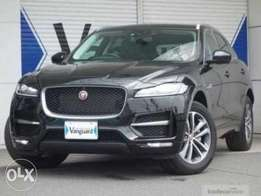 Jaguar F Pace R-Sport(Top Spec) 2016 Ready to Import