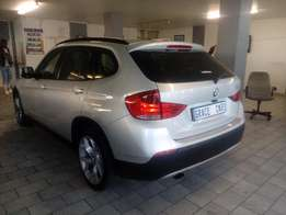 2010 BMW X1 Automatic leather seats