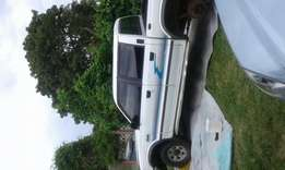 Stripping 4*4 Ford courier