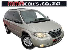 2007 CHRYSLER VOYAGER 3.3 LX auto7 SEATER R114,890.00