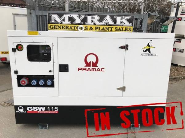 Pramac Gsw115p - 2019