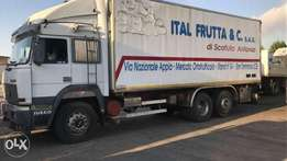 Iveco truck toks 20turn