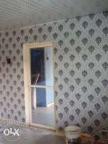 Classic Wallpaper and installation