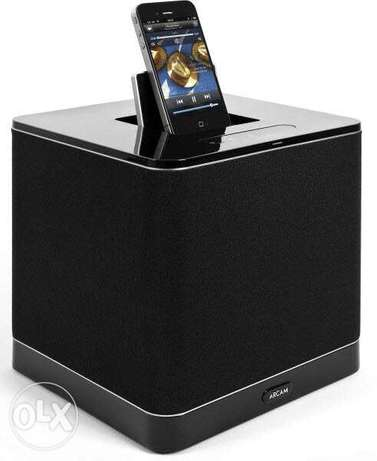 HiFI system for iPhone