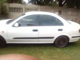 Selling spares for nissan almera
