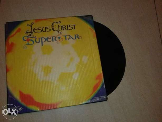 jesus christ superstar double lps 33t