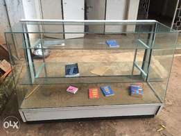 Shop Counters For Sale - Ideal Mobiles Books Cosmetics Jewellery Cakes