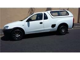 Corsa Utility bakkie in a very good running condition for sale