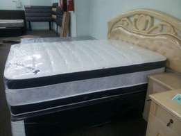 Beautiful brand new high quality double bed