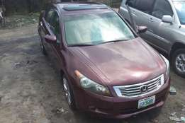 Powerful Honda accord 2008 for sale