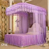 Strong and Durable Two Stands Mosquito Net