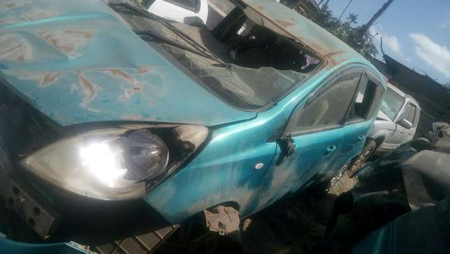 Salvage Nissan note Industrial Area - image 5