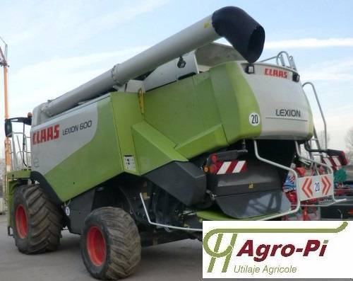 Claas Lexion 600 - 2006 - image 2