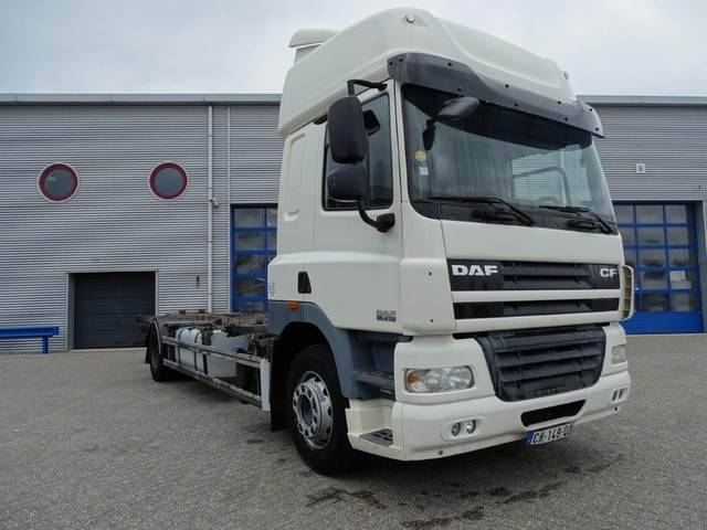 DAF Cf85-410 Spacecab / Automatic / Euro-5 / 2012 - 2012