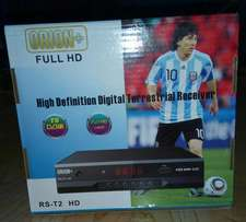 Orion + full HD digital terrestrial decoder T2 (new in box)