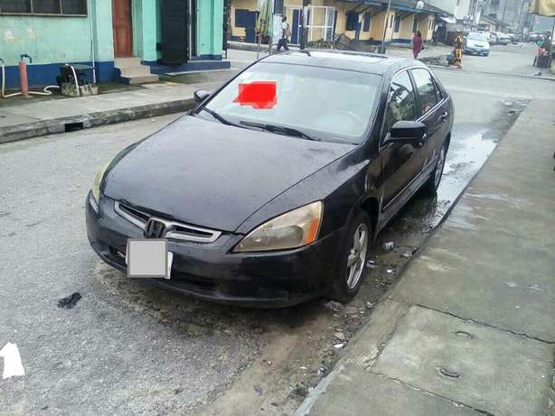 Well maintained Honda Accord (EOD) for sale at a cheap rate Lagos Mainland - image 5