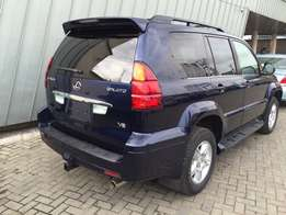 GX470 Lexus 2006 Model Full Option