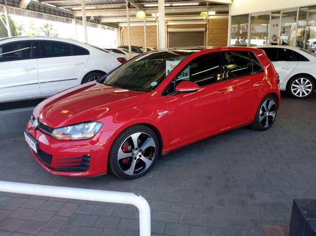 2013 Vw Golf 7 Gti Manual Klerksdorp - image 1
