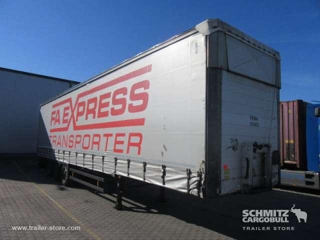 Schmitz Cargobull Curtainsider Varios - 2014