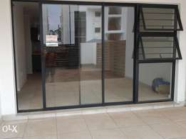 Aluminium windows and doors made for you and FREE installation