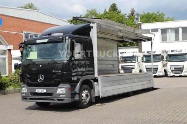Mercedes-Benz Actros 2541 /schwenkwände/retarder/lenkachse - 2011