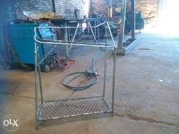 horse mount stands