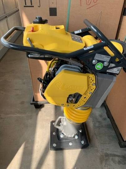 BOMAG Stampfer BT 65 - 2019