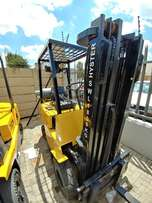 HYSTER XL 1,75 Ton GAS For Sale!!