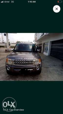 First body faultless Lr3 upgraded to Lr4 2007 Ikeja - image 1