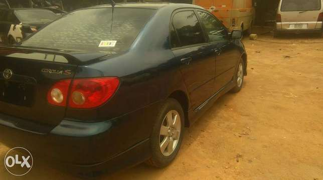 Dont miss dis sweet tokubo 06 corolla sport with lagos cleared.  - image 8