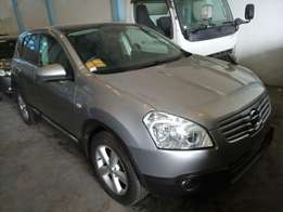 Nissan Dualis with moonroof KCM number 2010 model loaded with good
