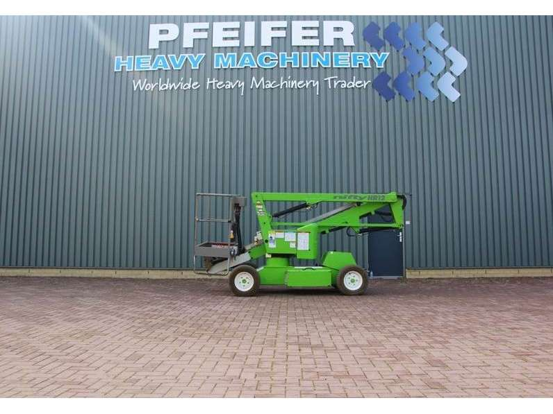 Niftylift HR12NDE - 2012 for sale | Tradus